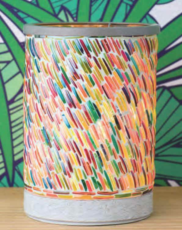 Colors Of The Rainbow Scentsy Warmer Scentsy Warmers The Safest