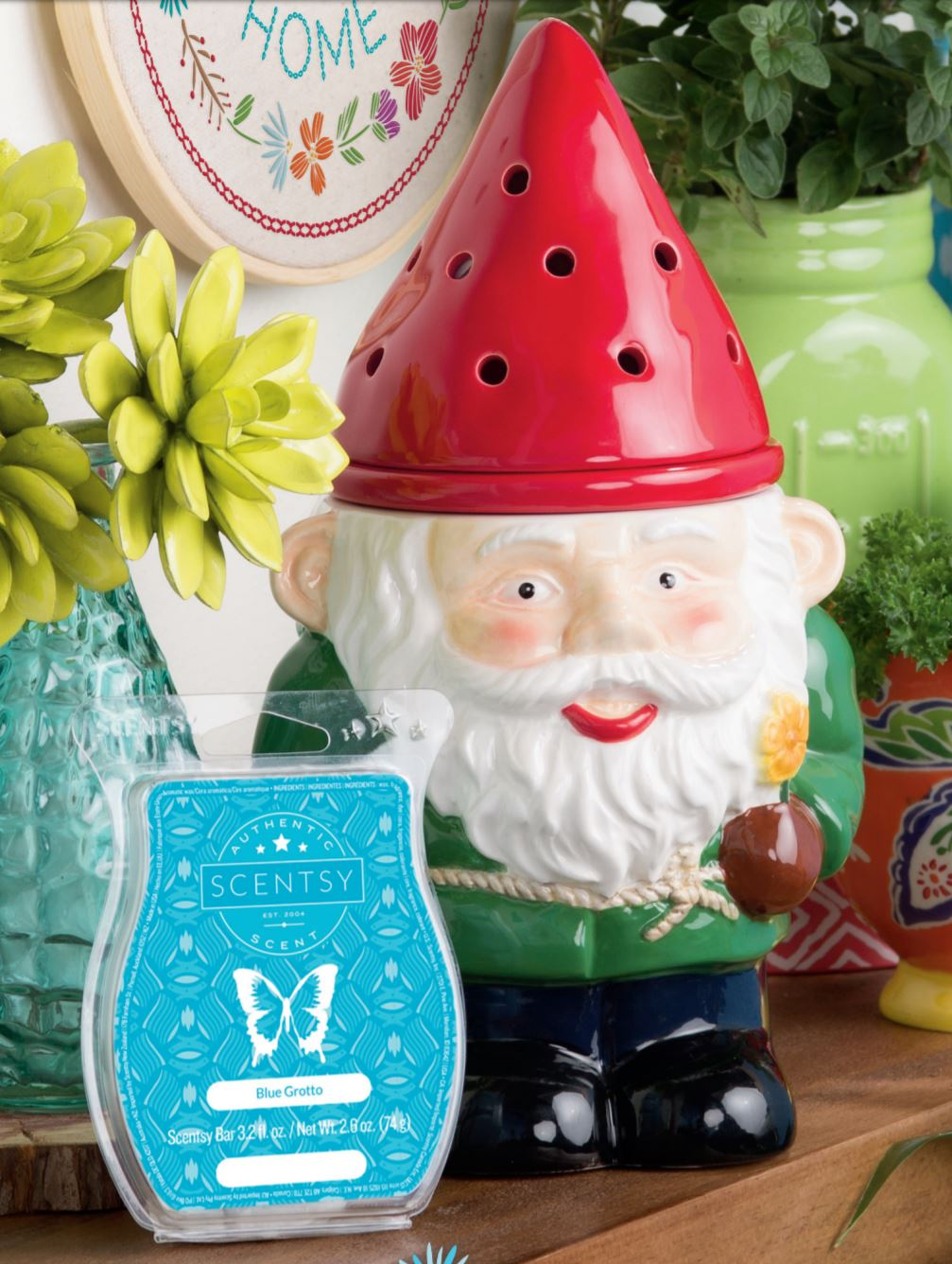Garden Gnome From Scentsy Buy Scentsy The Safest Candles