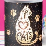 Scentsy I Heart Cats Warmer