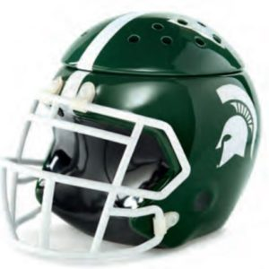 Michigan State Football Helmet Scentsy Warmer