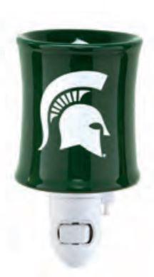 Michigan State Nightlight Scentsy Warmer