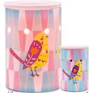 Scentsy Pretty Bird Warmer