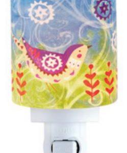 Scentsy Swirly Bird Nightlight Warmer