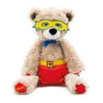sebastian the bear scentsy super buddy
