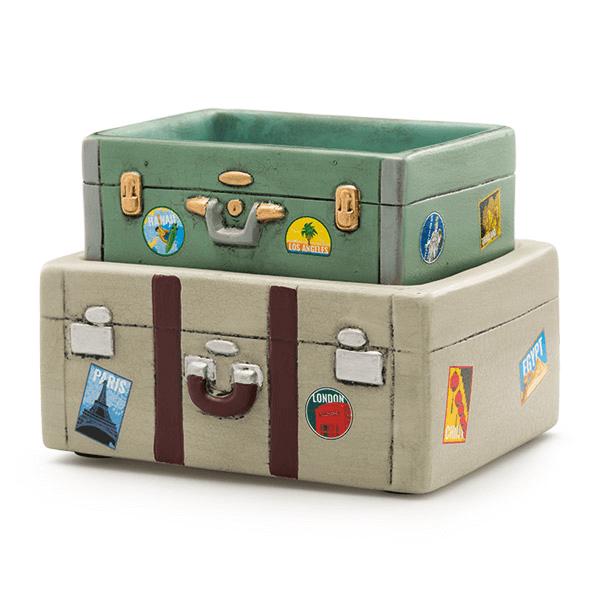Scentsy Bon Voyage Suitcase Warmer