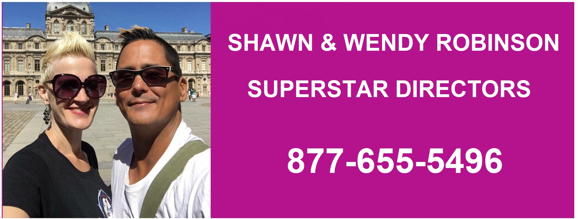 Shawn and Wendy Robinson Scentsy Consultants 877-655-5496