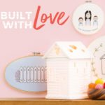 built with love scentsy cause warmer