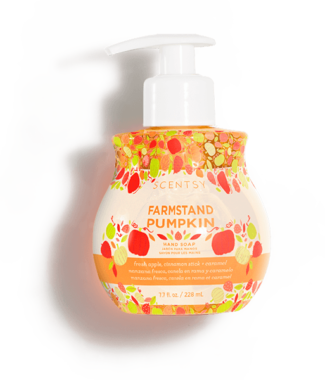 FARMSTAND PUMPKIN HAND SOAP