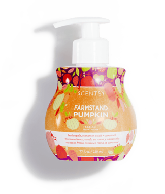 FARMSTAND PUMPKIN LOTION