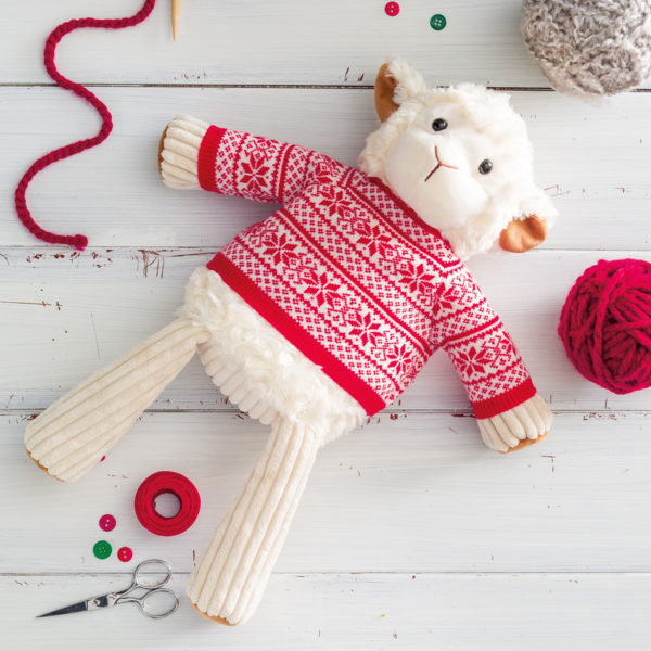 Lenny the Lamb Scentsy Sweater