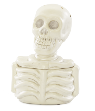 MR BONES SCENTSY SKELETON WARMER