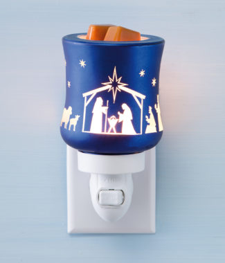 Nativity Scentsy Mini Warmer