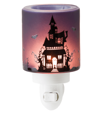 SPOOKY HOUSE MINI SCENTSY WARMER