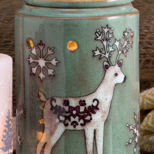 Winter Stag Scentsy Warmer