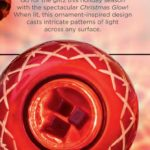 Christmas Glow - November Scentsy Warmer of the Month
