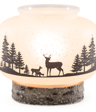 scentsy wildlife warmer