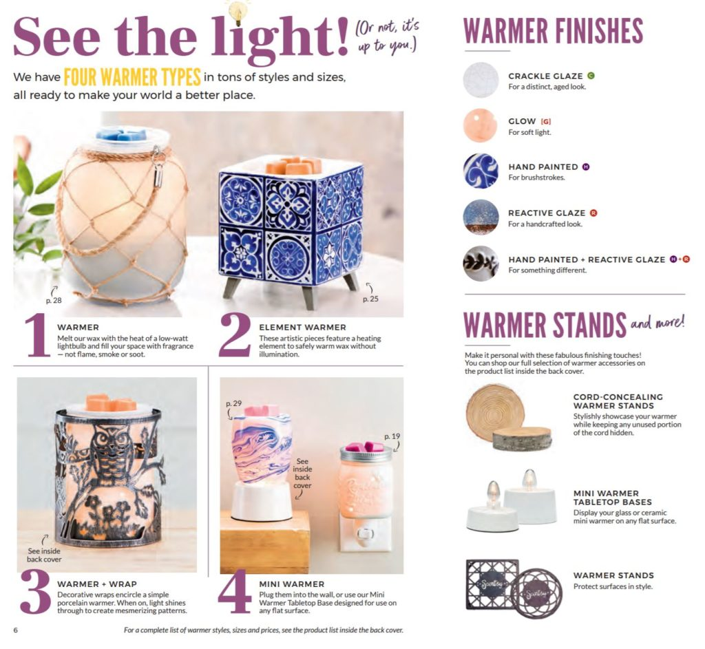 Scentsy Candle Warmers Wickless And Flameless The Safest Candles