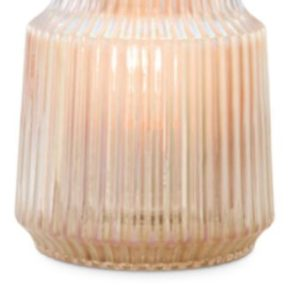 Gray Fluted Scentsy Warmer