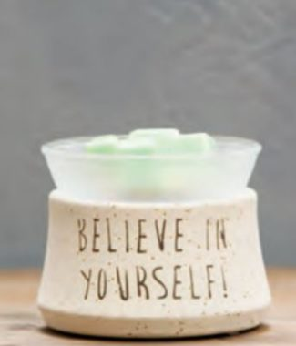 Believe In Yourself Scentsy Candle Warmer Scentsy