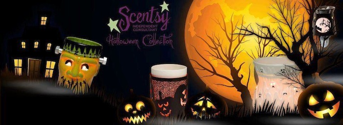 Scentsy Seasonal and Holiday Warmers